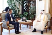 MILLI SAVUNMA BAKANı - Milli Savunma Bakanı Canikli, Katar Başbakanı İle Görüştü