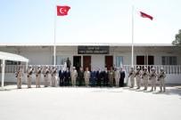 MILLI SAVUNMA BAKANı - Milli Savunma Bakanı Canikli, Katar-Türkiye Birleşik Müşterek Kuvvet Komutanlığında