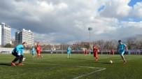 FUTBOL TURNUVASI - MST İş Makinaları Kamu Futbol Turnuvası