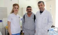 OBEZİTE - Numune Hastanesi'nde İlaçlı Balon Yöntemiyle Atardamar Ameliyatı