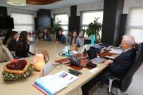 ÇANAKKALE ONSEKIZ MART ÜNIVERSITESI - Öğrenciler Nilüfer Belediyesi'nin Hizmetlerini İnceledi