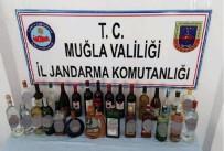 VOTKA - Ören'de Kaçak İçki Operasyonu