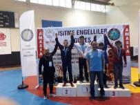İŞİTME ENGELLİ - Palandöken Belediye Spor Güreş Takımı Sporcusu Türkiye Şampiyonu Oldu