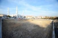 BAĞLAMA - Pursaklar'a Selçuklu Meydanı Yapılıyor