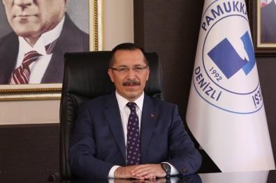 Rektör Bağ'dan 14 Mart Tıp Bayramı Mesajı