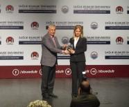 MEDYA ÖDÜLLERİ - Sağlık Bilimleri Üniversitesi'nden İHA'ya Ve Türkiye Gazetesi'ne Ödül