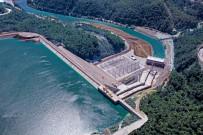 HİDROELEKTRİK SANTRALİ - Sanibey Barajı Ve HES'e Ziyaret