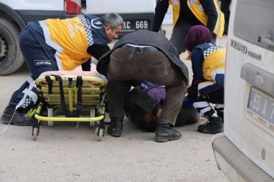 Saray'da sopalı bıçaklı kavga: 6 yaralı