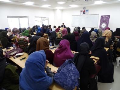 SAÜ İlahiyat Fakültesi'nde Arapça Söyleşi Düzenlendi