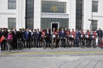 KOÇAK - Selçuk'tan Çanakkale'ye Bisiklet Turu