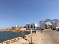 KıZıLDENIZ - Sevakin Adası'nda Restorasyon Çalışmaları Devam Ediyor