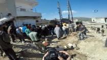 GENELKURMAY - Tahliye Hazırlıkları Yapılırken Doğu Guta Yine Bombalandı