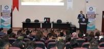 MEHMET TAHMAZOĞLU - Tahmazoğlu Oğuzeli Meslek Yüksekokulu Öğrencileriyle Bir Araya Geldi