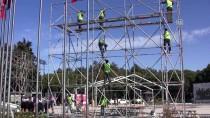 ÇANAKKALE DESTANI - Tarihi Yarımada 'Eşsiz Zafer'in 103. Yılına Hazırlanıyor