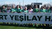 YEŞİLAY HAFTASI - Tekirdağ'da Yeşilay Haftası'nda 20 Etkinlik Düzenlendi