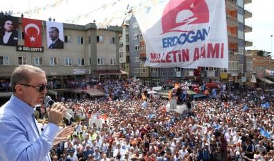 Tekkeköy Cumhurbaşkanını Karşılamaya Hazırlanıyor