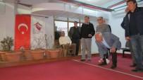 ELAZıĞSPOR - Teknik Direktör Kalpar, Yaşlılarla Bocce Oynadı