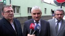 HALIL KAYA - Terör Örgütü Yandaşları Köln'de Camiye Berlin'de Restorana Saldırdı