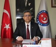 MOBBING - Türk Sağlık Sen Antalya Şubesi Başkanı Yılmaz'dan Tıp Bayramı Açıklaması