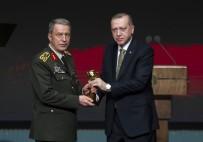 PEYGAMBER - Uluslararası İyilik Ödülleri Kapsamında 'Vefa Ödülü' TSK'ya Verildi
