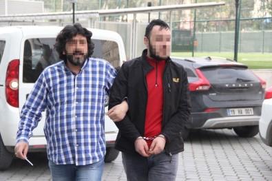 Üzerinde Uyuşturucu Ele Geçirilen Genç Gözaltına Alındı