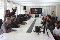 SÜLEYMAN ELBAN - Vali Elban Ağrı'da Yapılacak Projeleri Anlattı