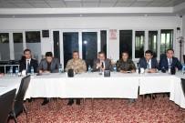 NACI KALKANCı - Vali Kalkancı Açıklaması 'Gençlerimizi Terör Ve Uyuşturucudan Korumak Herkese Görev Düşüyor'