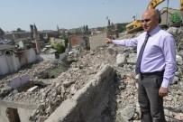 DAR SOKAKLAR - Yakutiye'nin, Erzurum'un Kaderini Değiştiren Projeleri