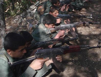 YPG/PKK Afrin'de çocukları kaçırıp savaşa zorladı