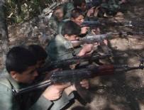 Afrin Operasyonu - YPG/PKK Afrin'de çocukları kaçırıp savaşa zorladı