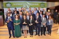 FILDIŞI SAHILI - Zeytin Ve Zeytinyağı İhracat Şampiyonlarına Ödül