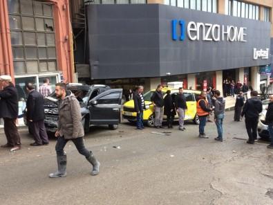 Zonguldak'ta Facia Ucuz Atlatıldı