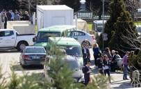 GÜNDOĞAN - 10 kişinin cenazeleri ailelerine teslim ediliyor