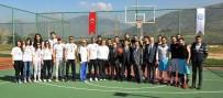 BASKETBOL MAÇI - 23. Spor Şenliği Açılış Maçıyla Başladı
