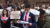 TEMSİLCİLER MECLİSİ - ABD'de Silah Karşıtı Öğrenci Protestosu