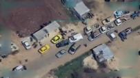 CANLI KALKAN - Afrin'den Kaçışa Terör Engeli