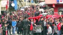 VAHDETTIN ÖZKAN - Afrin Şehidi Sürmen Son Yolculuğuna Uğurlandı