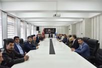 SÜLEYMAN ELBAN - Ağrı'da 'İl Ekonomik Toplantısı' Yapıldı