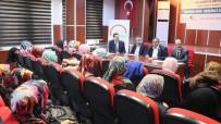 GENÇ KADIN - Aksaray'da Kadın Çiftçilere Girişimcilik Eğitimi
