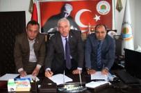 FAİZSİZ KREDİ - Alaçam'da Girişimcilik Protokolü İmzalandı