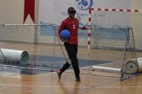 NİLÜFER - Alanya'daki 1. Ve 2. Lig  Erkekler  Goalball  Türkiye  Şampiyonası