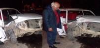 ÖMER SEFA - Antalya'da Trafik Kazası Açıklaması 2 Yaralı