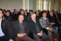 FEVZI ÇAKMAK - Arazi Toplulaştırma Toplantısına Yoğun Katılım