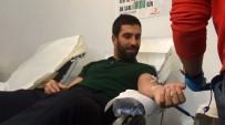EMİR SARIGÜL - Arda Turan Mehmetçik'e Kanıyla Destek Verdi