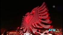 ARNAVUT - Arnavutluk Halkından Türkiye'ye 'Zeytin Dalı' Desteği