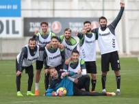 KONYASPOR - Atiker Konyaspor, Kayserispor Maçı Hazırlıklarını Sürdürüyor