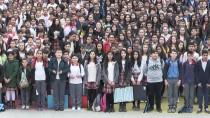 RASIM ARSLAN - Aydın'da 2 Bin Öğrenci Mehmetçik İçin Dua Etti