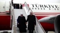 SEMİHA YILDIRIM - Başbakan Yıldırım Azerbaycan'a Geldi