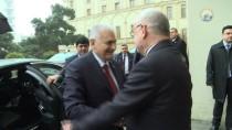 ARTUR RASIZADE - Başbakan Yıldırım, Azerbaycan Başbakanı Rasizade İle Görüştü