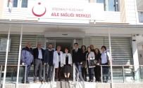 SAĞLIK SİSTEMİ - Başkan Genç'ten,  14 Mart Tıp Bayramı Ziyaretleri